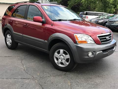 2008 Kia Sorento for sale at Capitol Auto Sales in Lansing MI