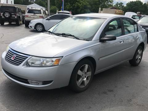 2006 Saturn Ion for sale at Capitol Auto Sales in Lansing MI