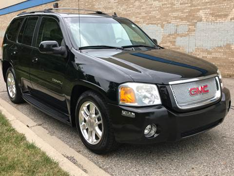 2007 GMC Envoy for sale at Capitol Auto Sales in Lansing MI