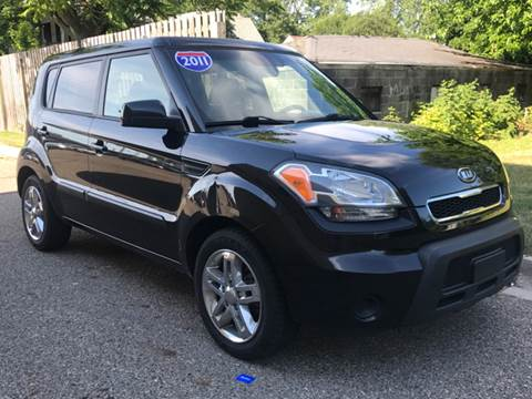 2011 Kia Soul for sale at Capitol Auto Sales in Lansing MI