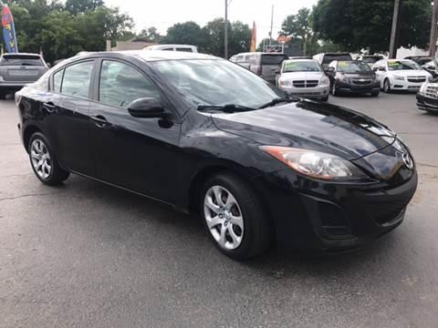 2011 Mazda MAZDA3 for sale at Capitol Auto Sales in Lansing MI