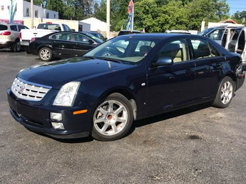 2007 Cadillac STS for sale at Capitol Auto Sales in Lansing MI