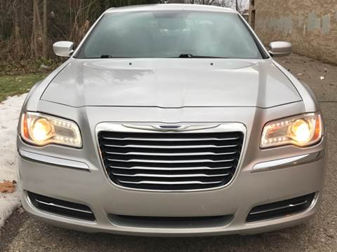 2012 Chrysler 300 for sale at Capitol Auto Sales in Lansing MI