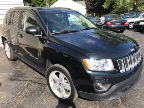 2013 Jeep Compass for sale at Capitol Auto Sales in Lansing MI