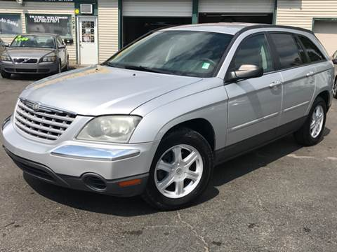 2005 Chrysler Pacifica for sale at Capitol Auto Sales in Lansing MI