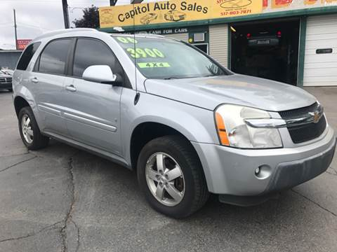 2006 Chevrolet Equinox for sale at Capitol Auto Sales in Lansing MI