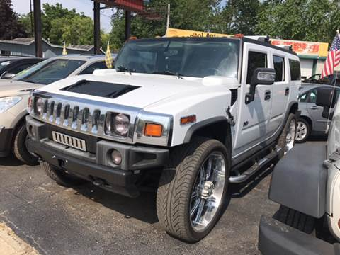 2006 HUMMER H2 for sale at Capitol Auto Sales in Lansing MI