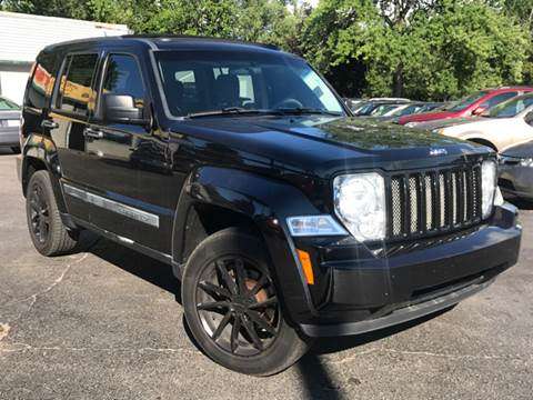2008 Jeep Liberty for sale at Capitol Auto Sales in Lansing MI