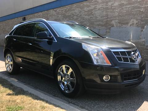 2012 Cadillac SRX for sale at Capitol Auto Sales in Lansing MI