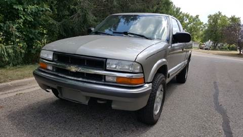 2003 Chevrolet S-10 for sale at Capitol Auto Sales in Lansing MI
