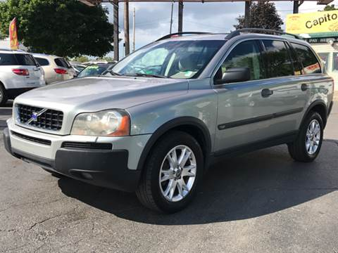 2005 Volvo XC90 for sale at Capitol Auto Sales in Lansing MI
