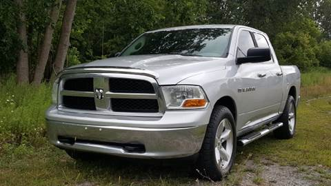 2011 RAM Ram Pickup 1500 for sale at Capitol Auto Sales in Lansing MI