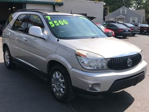 2007 Buick Rendezvous for sale at Capitol Auto Sales in Lansing MI