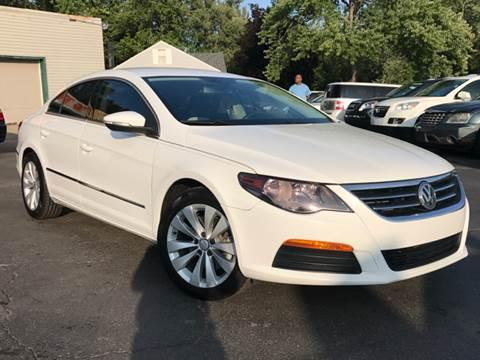 2011 Volkswagen CC for sale at Capitol Auto Sales in Lansing MI