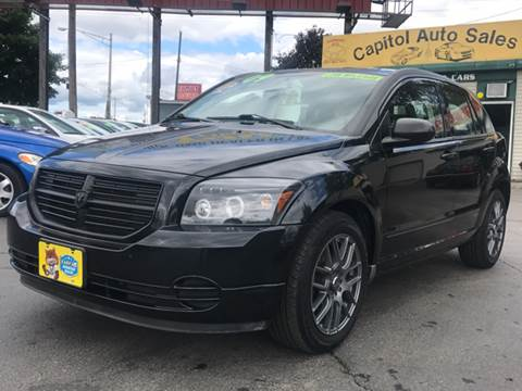 2009 Dodge Caliber for sale at Capitol Auto Sales in Lansing MI