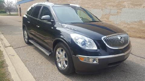 2010 Buick Enclave for sale at Capitol Auto Sales in Lansing MI