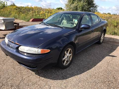 2001 Oldsmobile Alero for sale at Capitol Auto Sales in Lansing MI