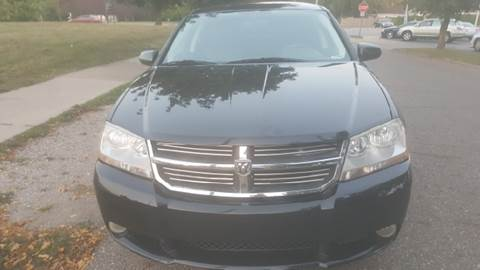 2009 Dodge Avenger for sale at Capitol Auto Sales in Lansing MI
