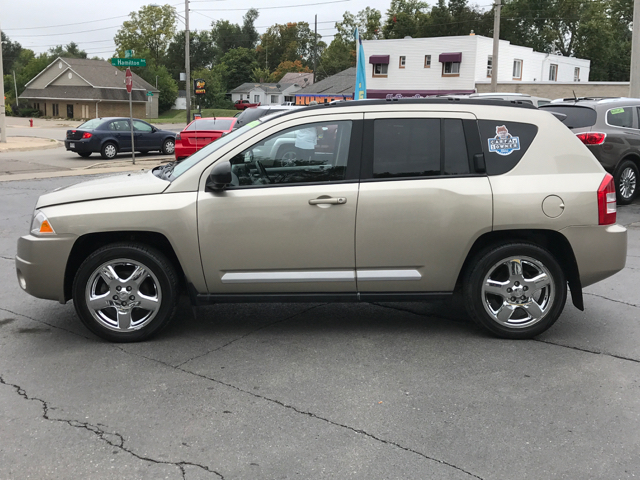 2010 jeep compass limited 4x4 4dr suv in lansing mi - capitol auto sales