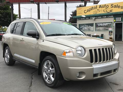 2010 Jeep Compass for sale at Capitol Auto Sales in Lansing MI