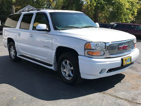 2001 GMC Yukon XL for sale at Capitol Auto Sales in Lansing MI