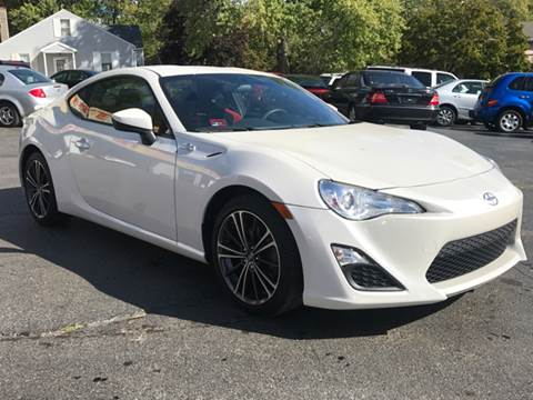 2013 Scion FR-S for sale at Capitol Auto Sales in Lansing MI