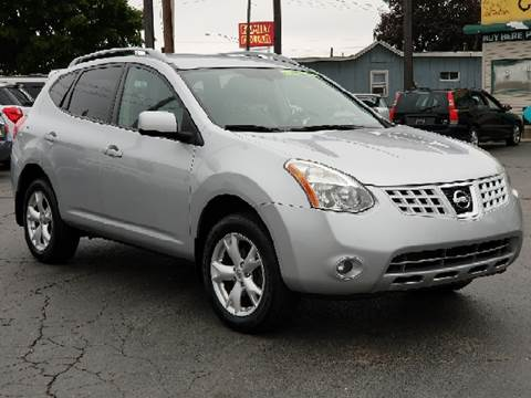 2009 Nissan Rogue for sale at Capitol Auto Sales in Lansing MI