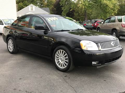 2005 Mercury Montego for sale at Capitol Auto Sales in Lansing MI