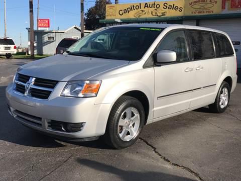2008 Dodge Grand Caravan for sale at Capitol Auto Sales in Lansing MI