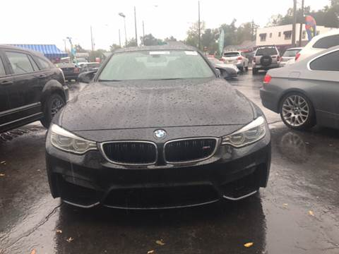 2015 BMW M4 for sale at Capitol Auto Sales in Lansing MI