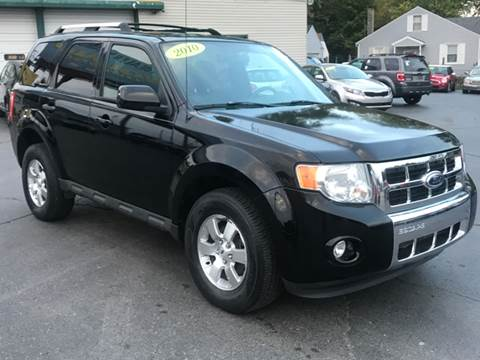 2010 Ford Escape for sale at Capitol Auto Sales in Lansing MI