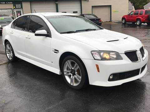 2009 Pontiac G8 for sale at Capitol Auto Sales in Lansing MI