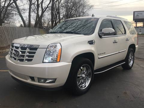 2007 Cadillac Escalade for sale at Capitol Auto Sales in Lansing MI