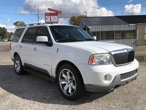 2003 Lincoln Navigator for sale at Capitol Auto Sales in Lansing MI