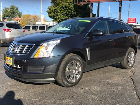 2015 Cadillac SRX for sale at Capitol Auto Sales in Lansing MI