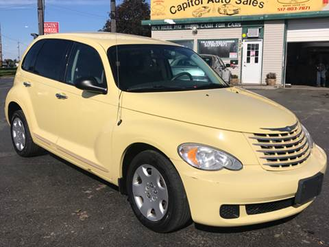 2007 Chrysler PT Cruiser for sale at Capitol Auto Sales in Lansing MI