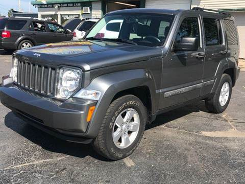 2012 Jeep Liberty for sale at Capitol Auto Sales in Lansing MI