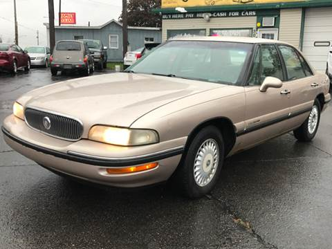 1998 Buick LeSabre for sale at Capitol Auto Sales in Lansing MI