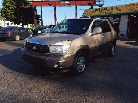 2004 Buick Rendezvous for sale at Capitol Auto Sales in Lansing MI