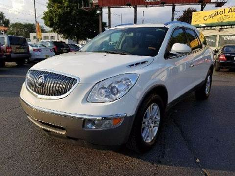 2009 Buick Enclave for sale at Capitol Auto Sales in Lansing MI