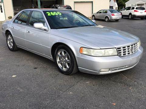 2003 Cadillac Seville for sale at Capitol Auto Sales in Lansing MI