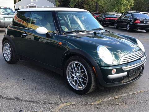 2002 MINI Cooper for sale at Capitol Auto Sales in Lansing MI