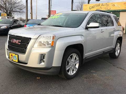 2012 GMC Terrain for sale at Capitol Auto Sales in Lansing MI