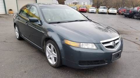2004 Acura TL for sale at Capitol Auto Sales in Lansing MI