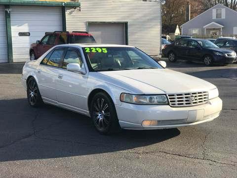 2001 Cadillac Seville for sale at Capitol Auto Sales in Lansing MI