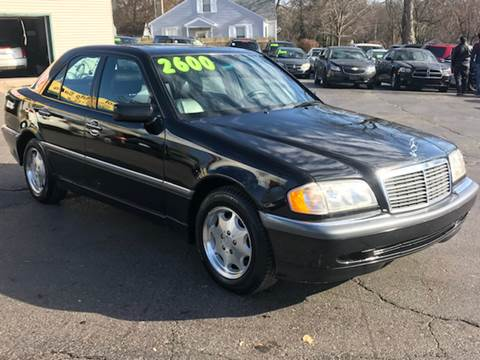 1999 Mercedes-Benz C-Class for sale at Capitol Auto Sales in Lansing MI