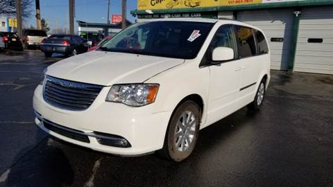 2013 Chrysler Town and Country for sale at Capitol Auto Sales in Lansing MI