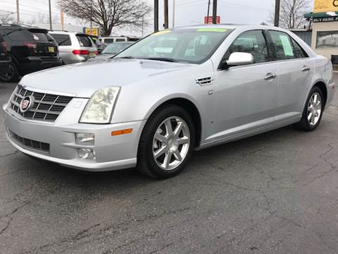 2009 Cadillac STS for sale at Capitol Auto Sales in Lansing MI