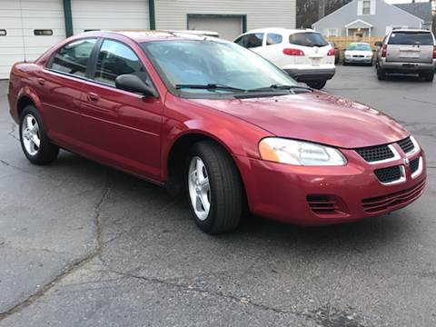 2004 Dodge Stratus for sale at Capitol Auto Sales in Lansing MI