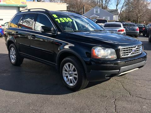 2008 Volvo XC90 for sale at Capitol Auto Sales in Lansing MI